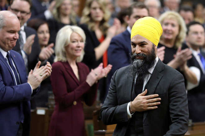 Green Party win in by-election sets alarm bells ringing for Jagmeet Singh, Trudeau