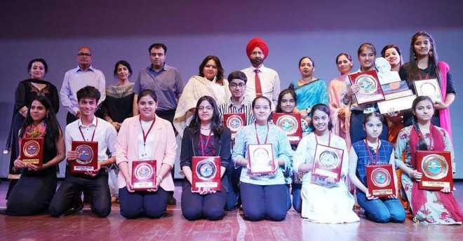 Inter-school declamation contest