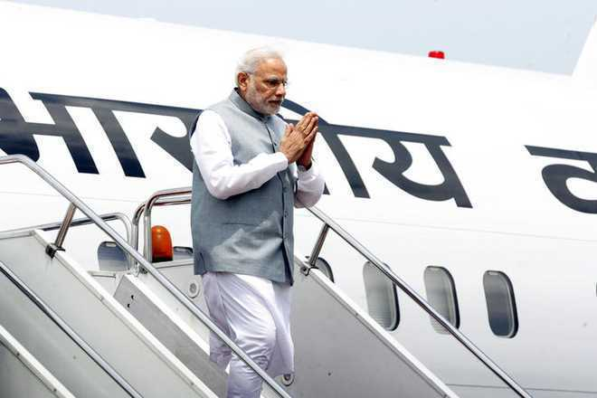 PM Modi, ministers incurred Rs 393 cr expenditure on foreign, domestic travel in 5 years
