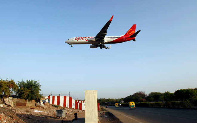 Two SpiceJet Boeing flights suffer mid-air glitches