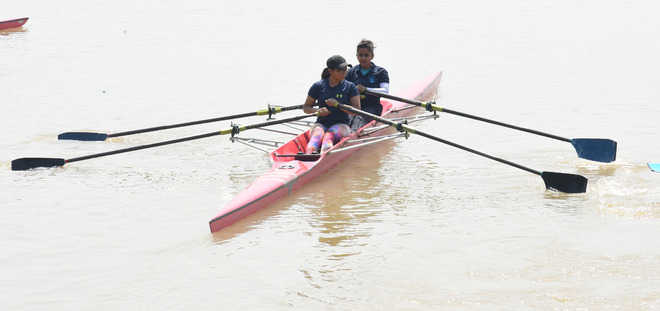 Shubham, Sukdeep claim double scull gold