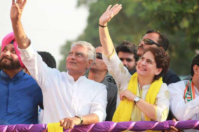 Modi's truth on people's radar: Priyanka in Punjab