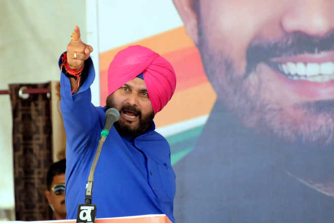 Will stage coup in Akali bastion: Sidhu