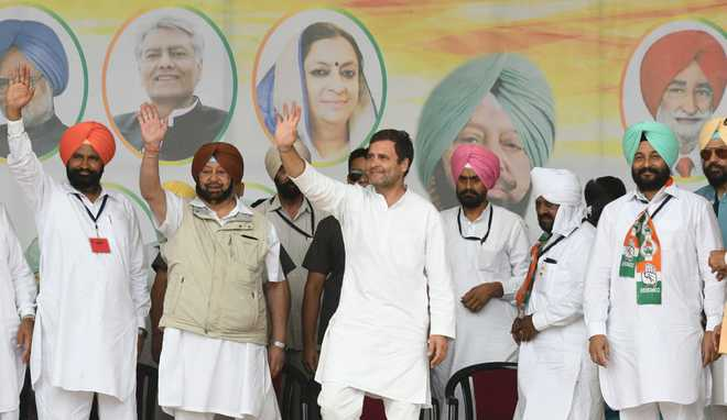 Strict action against those involved in Punjab 'sacrilege' cases: Rahul
