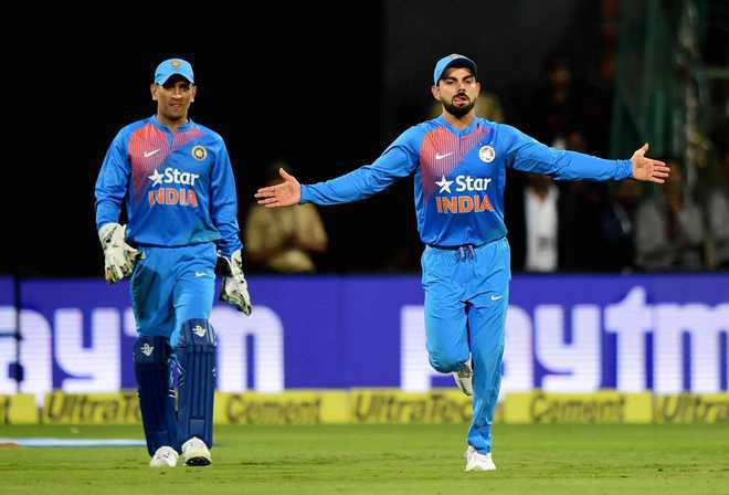 Dhoni, Rohit to be part of strategy pool for World Cup: Virat Kohli
