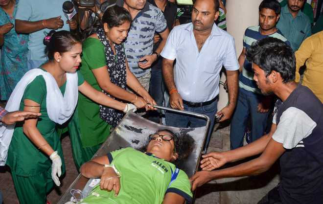 6 injured in grenade blast outside mall in Guwahati; ULFA owns up