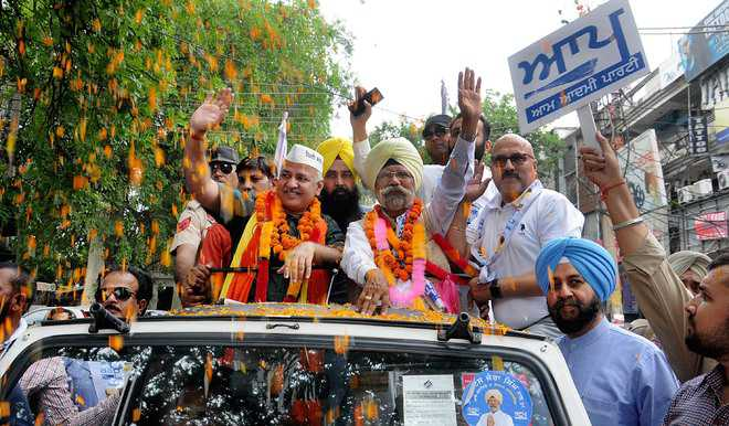 For BJP, Pak sole issue this time: Sisodia