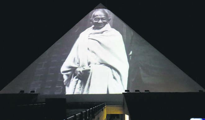 Gandhi, Godse and BJP