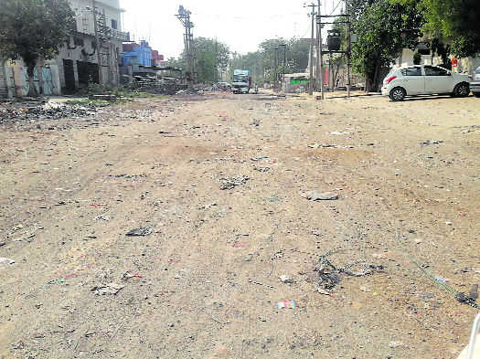 Panipat's old industrial area lacks basic amenities