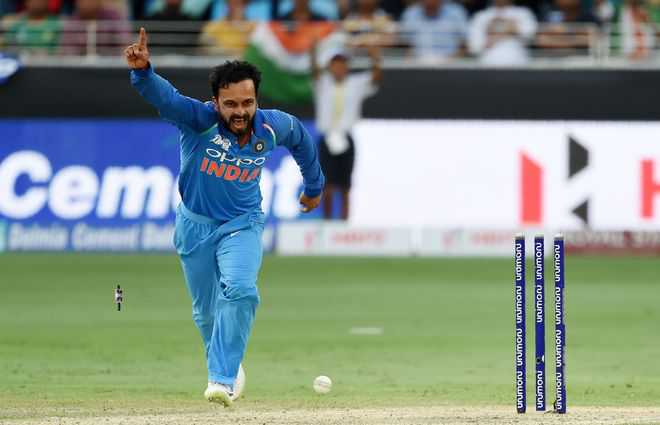 Jadhav cleared for World Cup