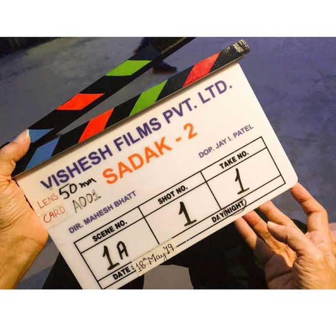 I''m petrified to shoot for ''Sadak 2'', says Alia Bhatt