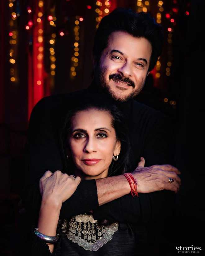 '11 years of dating and 35 years of marriage': Anil Kapoor's anniversary note for wife Sunita Kapoor