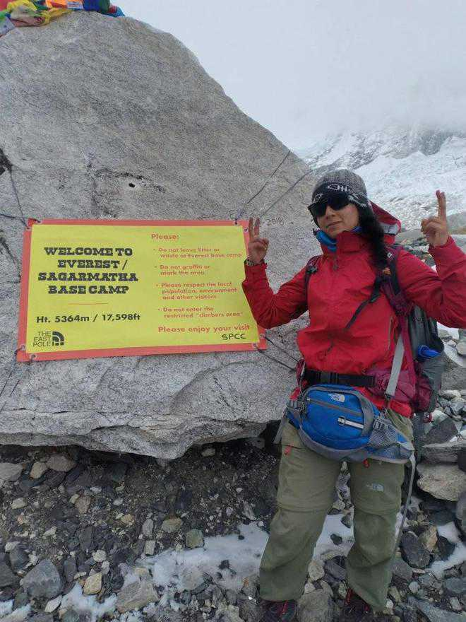 Valley girl set to create history by scaling Everest