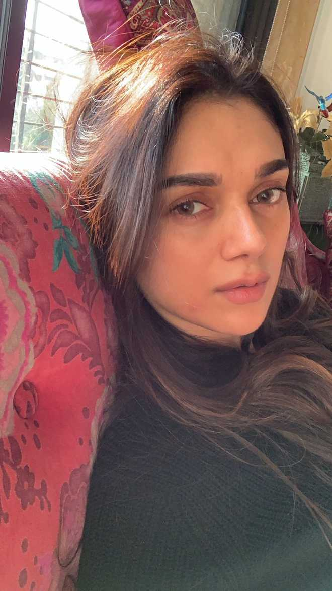 Had to make out with stranger, says Aditi Rao Hydari on audition with Arunoday Singh