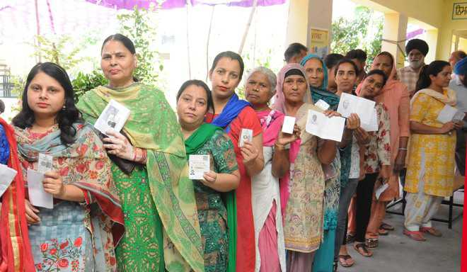 With 74.1% polling, Bathinda tops in state