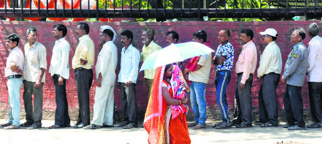 Lack of any palpable wave to blame for dip in turnout