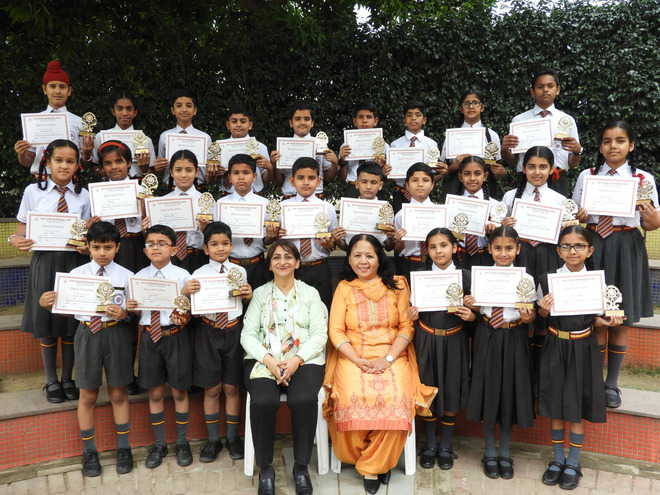 Prize-distribution ceremony conducted