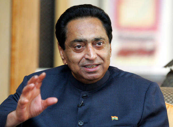 BJP trying to poach Congress MLAs, alleges Kamal Nath