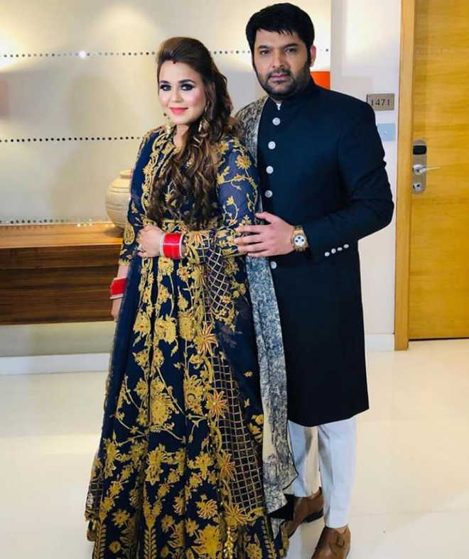Are Kapil Sharma, Ginni Chatrath expecting their first child together?