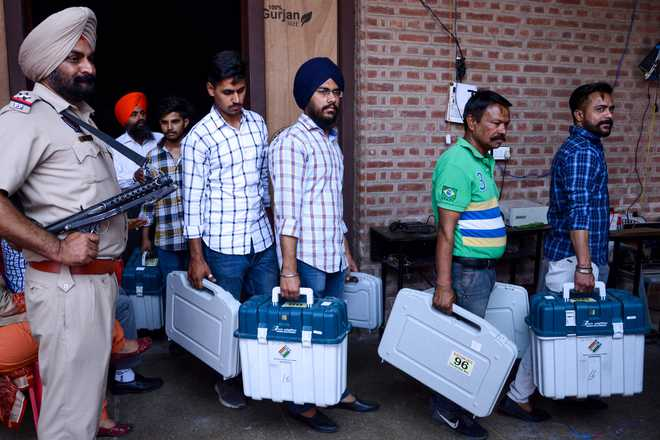 Votes for 13 LS seats to be counted at 21 locations: Punjab CEO