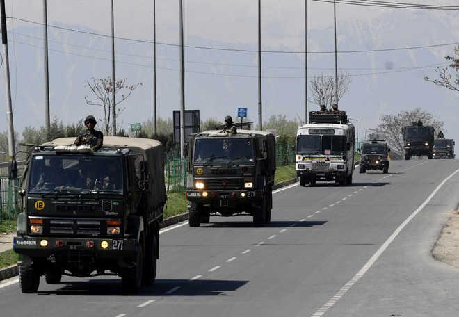 Jammu-Srinagar highway traffic ban to be lifted from May 27