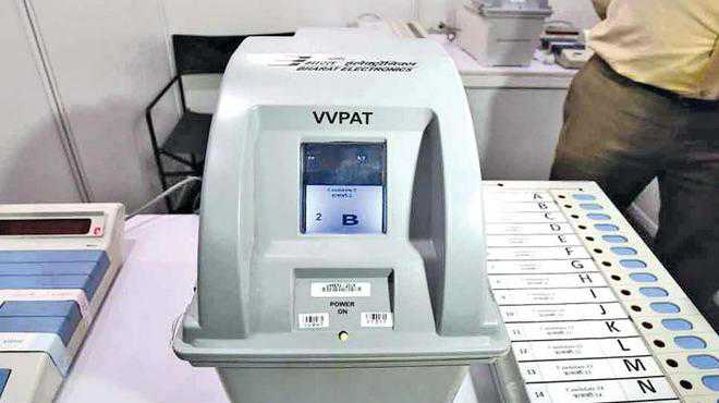SC no to 100% match of VVPAT slips, says can't override CJI order