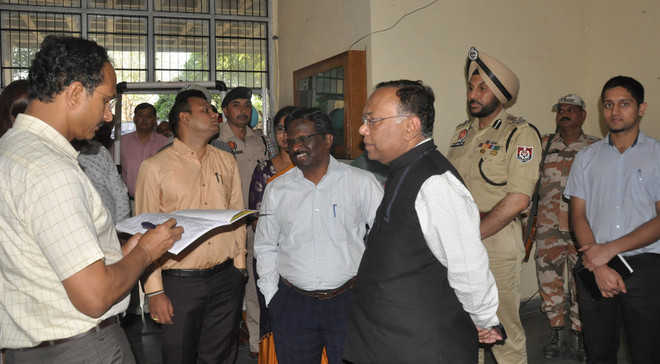 900 security personnel deployed for EVMs