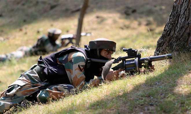 Two militants killed in encounter in Kulgam