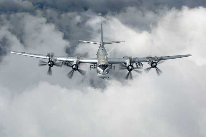 US intercepts Russian bombers, fighter jets off Alaska