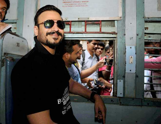 Who wants to be MP when you can be PM on-screen: Vivek Anand Oberoi