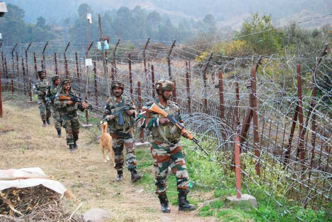 1 soldier killed, 7 others injured in blast during 'training activity' along LoC in J&K's Poonch