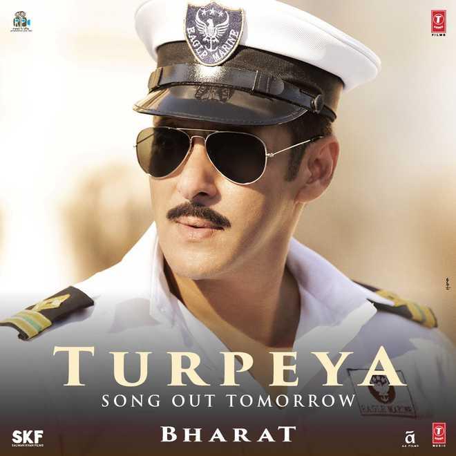 'Bharat': Salman Khan, Nora fatehi's have sizzling chemistry in 'Turpeya'