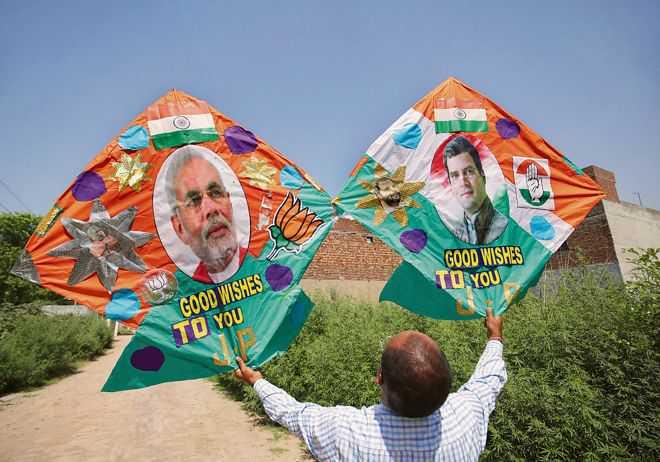 Polarising polls impact local development