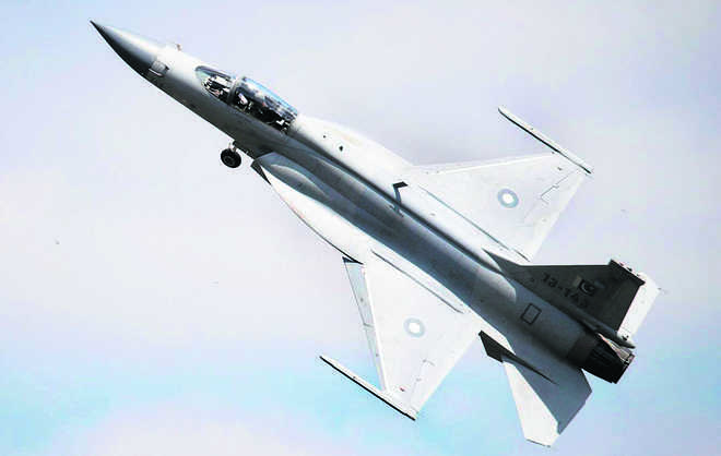 China delivers first overhauled multi-role JF-17 fighter jet to Pak