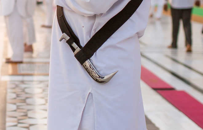 Sikh girl banned from taking kirpan to school over safety concerns