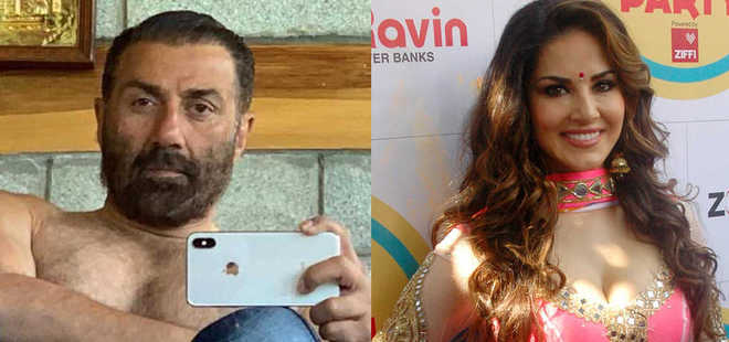 Republic TV's anchor refers to Sunny Deol as Sunny Leone; Twitterrati reacts