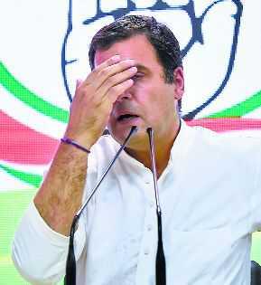 Rahul loses India, and Amethi too