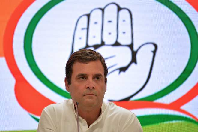 Rahul Gandhi likely to offer resignation at CWC meet tomorrow