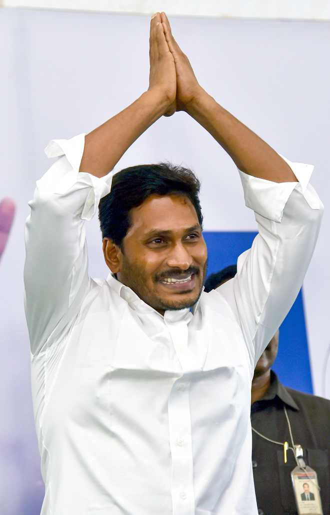 Jagan to be sworn in on May 30