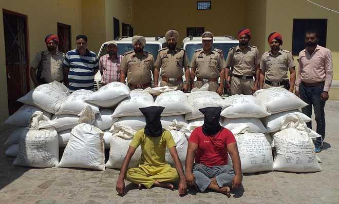 Smugglers drug network in Faridkot jail busted