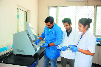 Forensic labs working with half the staff strength