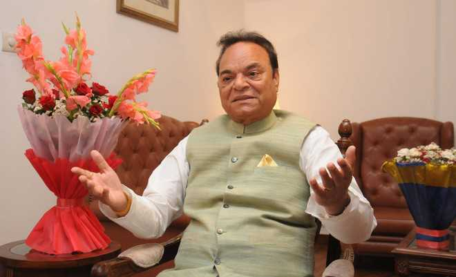 Tapping youth energy my priority: MP Chaudhary
