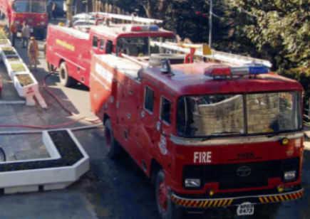 Fire Dept under fire in Shimla