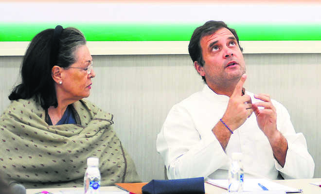 Rahul: Why not non-Gandhi?