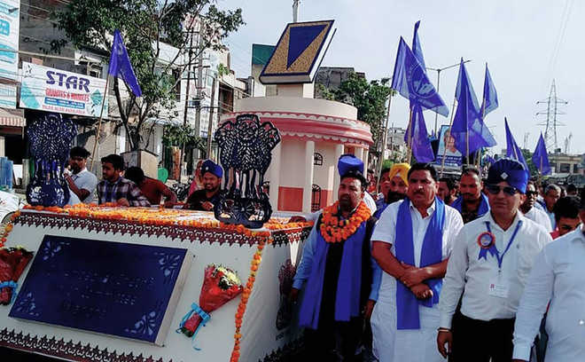 BSP surge forces its rivals to rework Dalit strategy