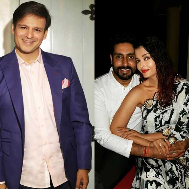 Vivek Oberoi's meme on Aishwarya leaves husband Abhishek Bachchan fuming