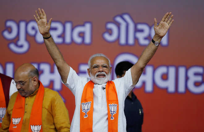 Next 5 years as important as 1942-1947 period: Modi