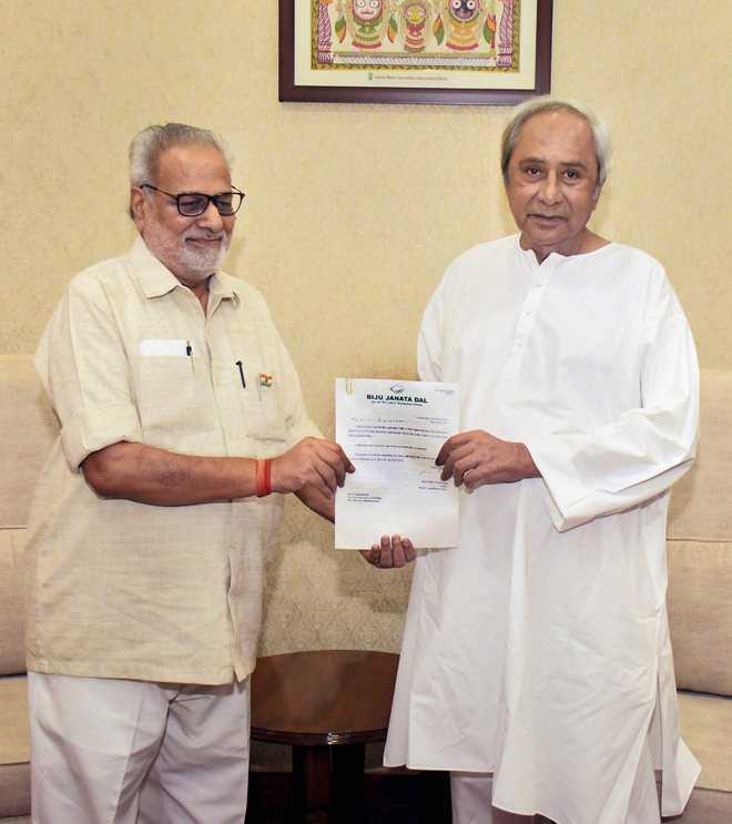 Odisha Guv invites Patnaik to form govt for record 5th term