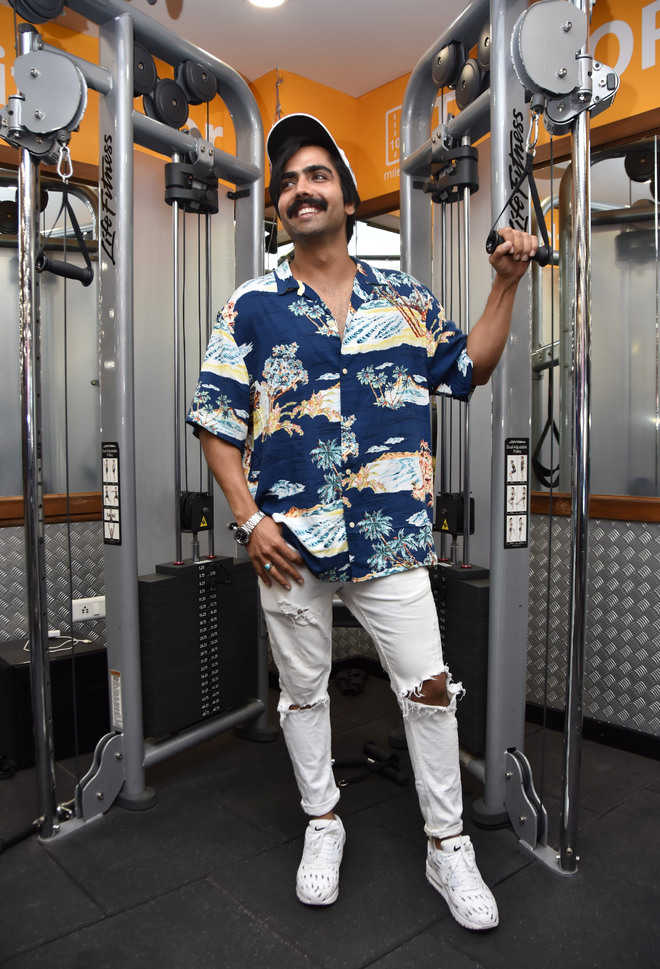 Physical and mental fitness important: Hardy Sandhu
