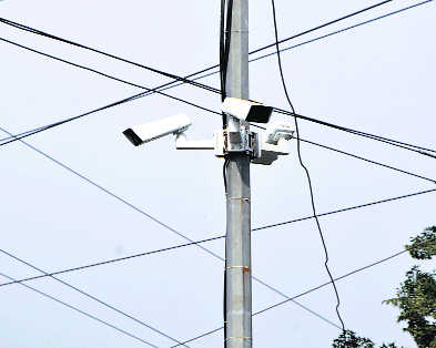 Dodging police not easy now, 28,656 CCTV cameras keeping tabs on criminals